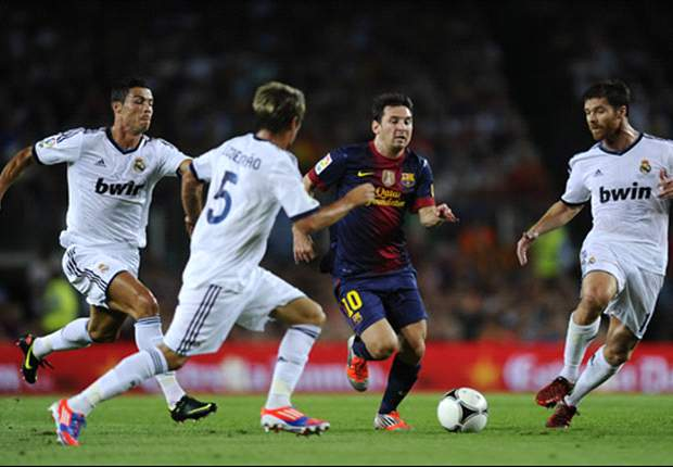 Supercopa Preview: Real Madrid - Barcelona