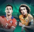 EN VIVO: Chile 0-0 Brasil