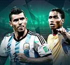 AO VIVO: Argentina 0 x 0 Equador