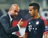 Thiago: 'Guardiola, tarihin en iyi teknik direktörü!'