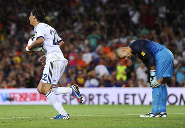 Real Madrid will do everything to win Supercopa, vows Di Maria after Barcelona loss