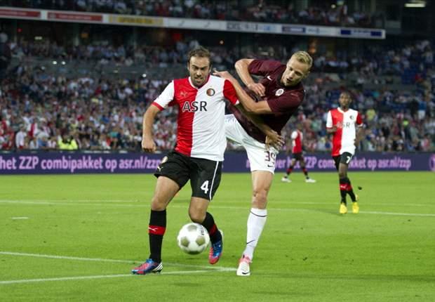 "Mathijsen: ""Feyenoord heeft karakter getoond"""