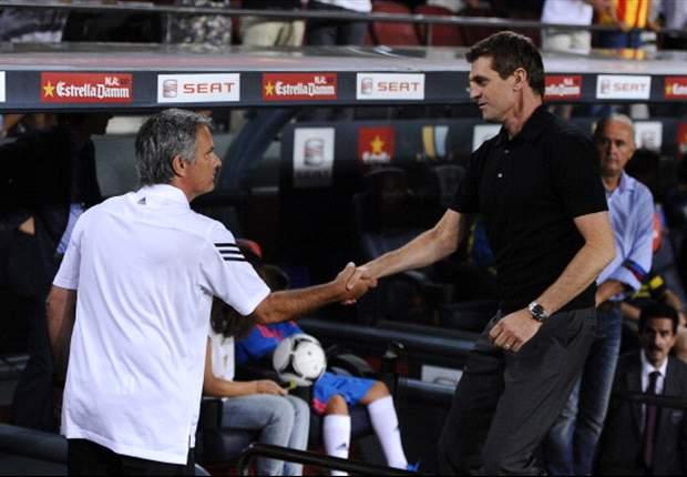 Tito Vilanova y José Mourinho: El Clásico será el desempate