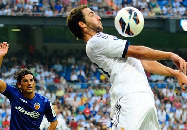 Gonzalo Higuaín vuelve a una convocatoria del Real Madrid