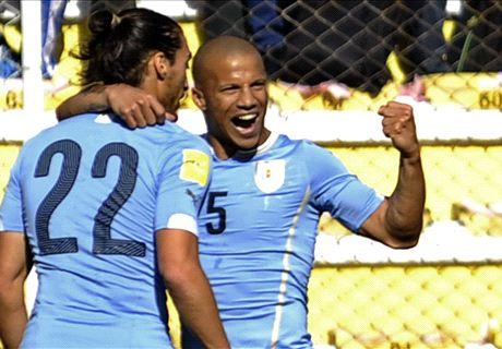 Uruguay ganó y hace historia