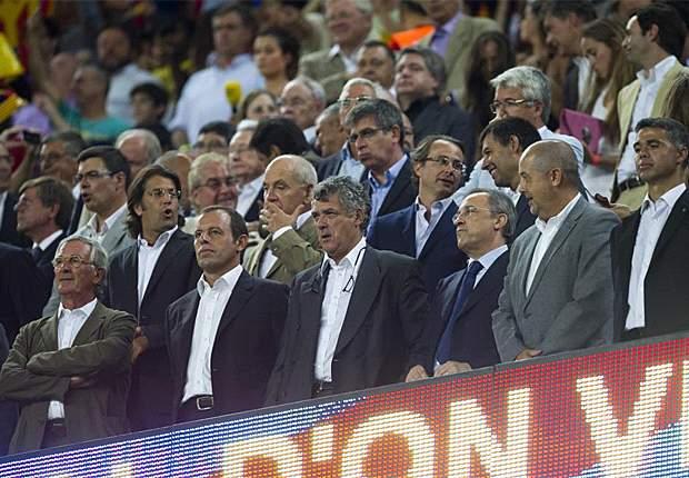 Ángel María Villar: El fútbol español es muy honesto