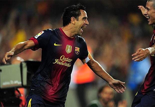 Scholes is the best midfielder of the last 20 years, Xavi says