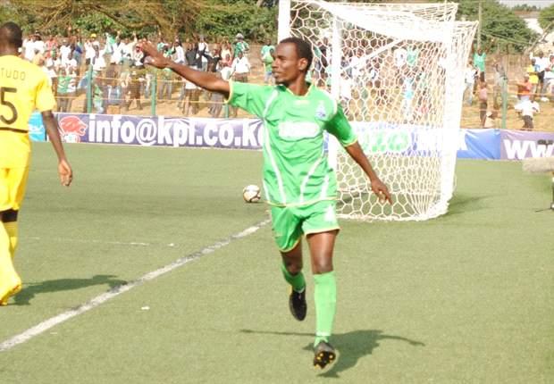 Gor Mahia 1-1 Sony Sugar: Rama Salim salvages point for K'Ogalo
