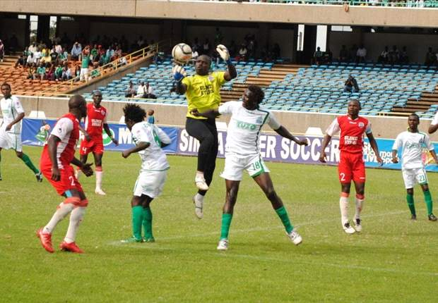 Gor Mahia- Ulinzi Stars Preview: Soldiers aim 'reloaded guns' at K'ogalo