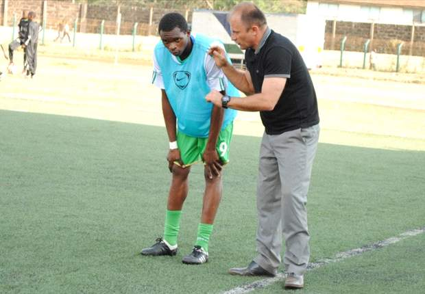 Blow for Gor Mahia as striker Edwin Lavasta and defender Israel Emuge ruled out of Confederation Cup battle