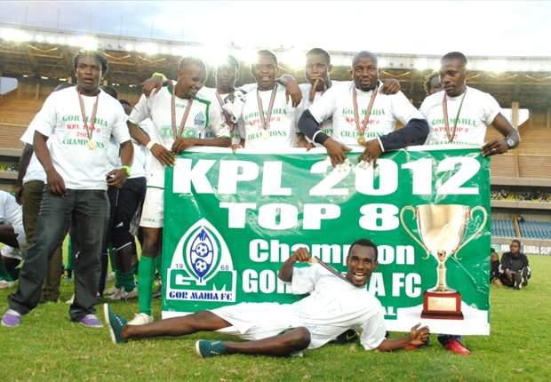 Gor Mahia to face Ulinzi Stars in KPL Top 8 quarters