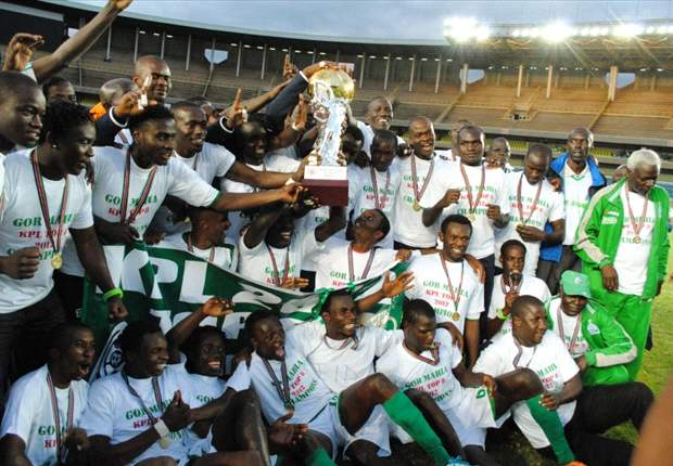 FKF Cup: Gor 3-0 Sofapaka: Tanzanian keeper Mapunda the hero as Gor lift trophy