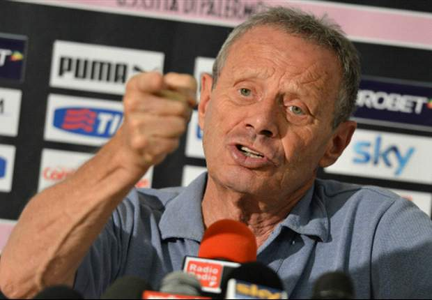 Zamparini: Pirlo is Juventus' only special player