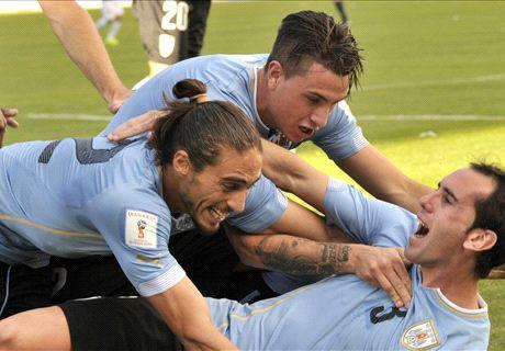 EN VIVO: Uruguay 1-0 Colombia