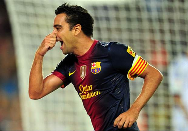 Xavi hails Messi as 'the best ever', while taking a swipe at 'speculative' Mourinho