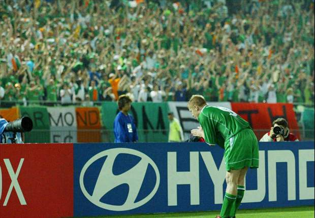 Take a bow, Damien: Duff brings down the curtain on his long and distinguished Irish international career