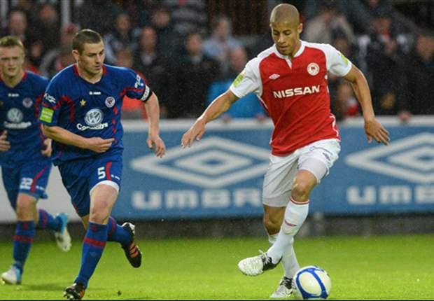 Limerick 0-1 St Patrick's Athletic - Killian Brennan penalty sees Pat's climb to sixth