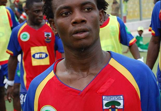 Hearts of Oak ready to pay $10,500 for Obed Ansah