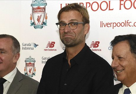 Klopp: I am 'The Normal One'