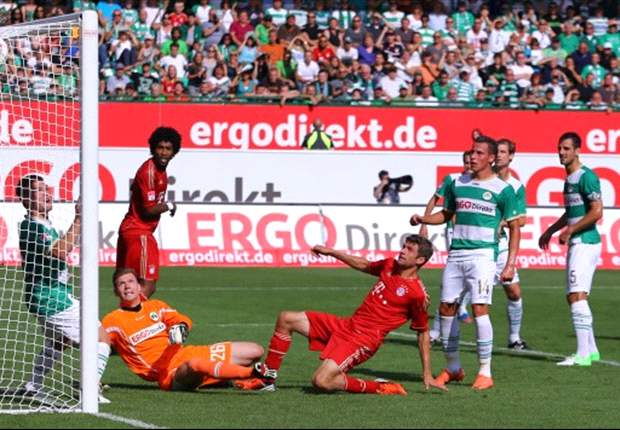 Greuther Furth 0-3 Bayern Munich: Heynckes' men cruise to opening-day win