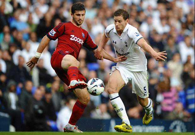 Arsenal tried to sign me, claims Vertonghen