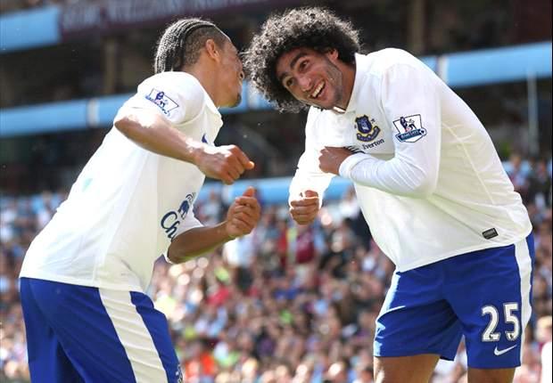 Pienaar shines in Everton win