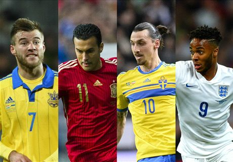Friday's Euro 2016 build-up - LIVE!