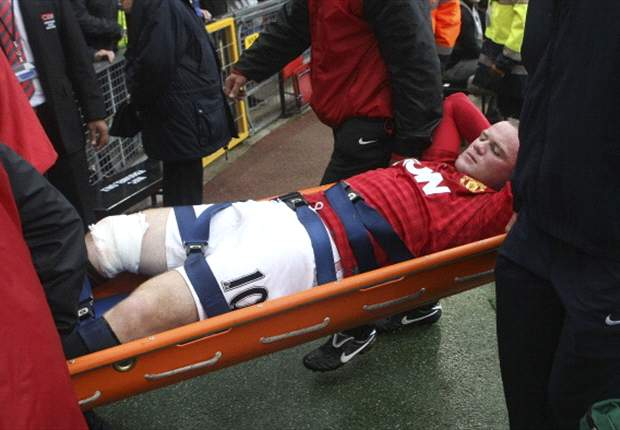 Rooney progressing well on road to recovery