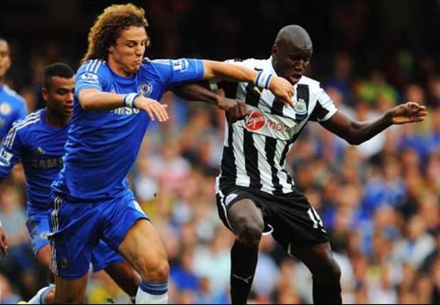 Demba Ba Resmi Pemain Baru Chelsea