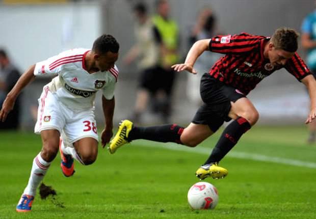 Eintracht Frankfurt schlägt Bayer: Aigner und Lanig schießen SGE ins Glück