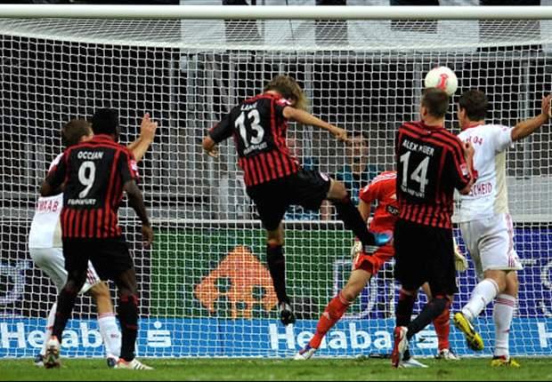 Eintracht Frankfurt: Am Riederwald scheint etwas zu entstehen