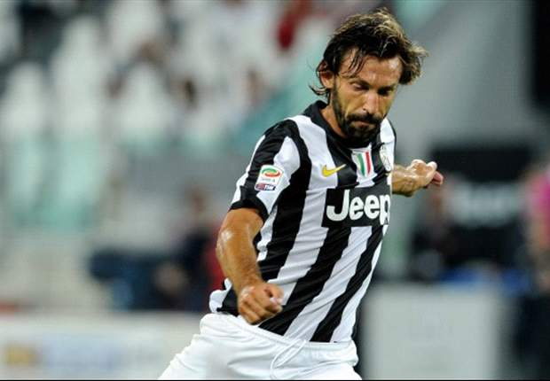 Juventus 2-0 Parma: Pirlo free-kick seals opening-day win for champions