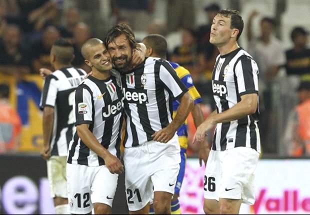 Com arbitragem polêmica, Juventus vence no Italiano