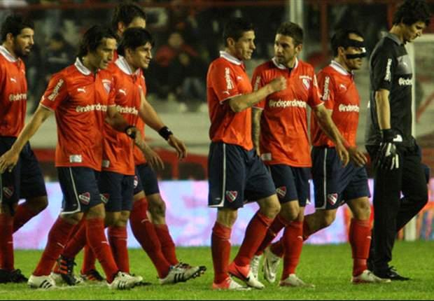 Independiente volvió a perder y renunció Cristian Díaz