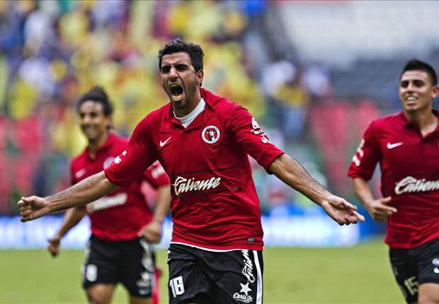 Listas las semifinales del Apertura 2012