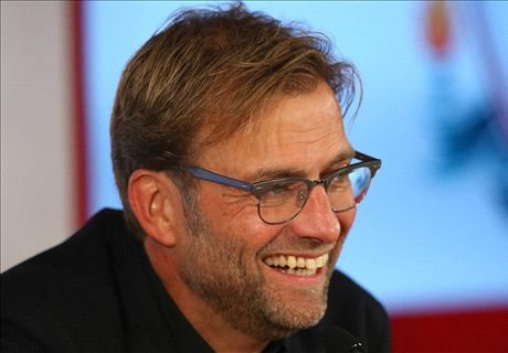 Ferguson 'worried' about Klopp