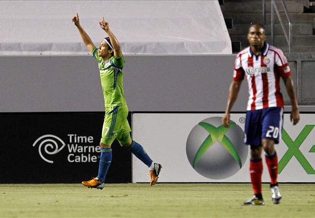 Chivas USA 2-6 Seattle Sounders FC: Montero nets a hat trick as Sounders run wild