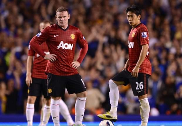 Manchester United: Fällt Wayne Rooney Fergusons neuem System zum Opfer?