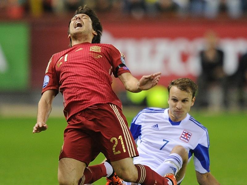 Espagne, Morata et Silva blessés