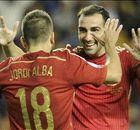 Espagne-Luxembourg 4-0 (résumé)