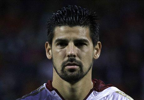 Nolito répond à l'intérêt d'Arsenal et du FC Barcelone