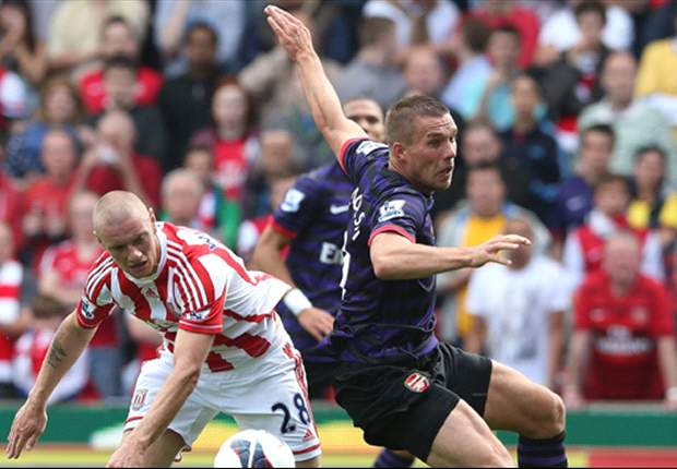 Stoke 0-0 Arsenal: Gunners frustrated in bore draw