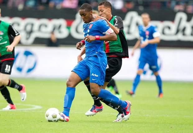 FC Twente in een helft klaar met NEC
