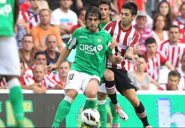 Betis - Athletic Bilbao: Sigue en vivo la Liga BBVA en Goal.com