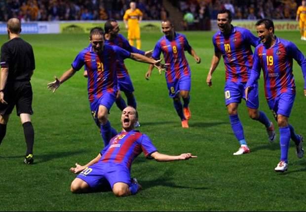 Liga BBVA: Levante 1-0 Valencia, Martins da la victoria a los hombres de JIM
