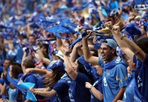 El Getafe vence sin problemas al Zaragoza