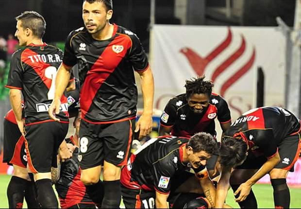 Rayo Vallecano se entrena con las ausencias de Leo Batistao, Tito y Javi Fuego