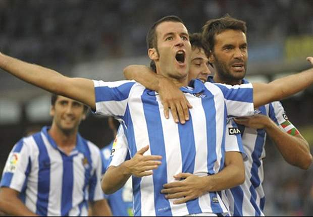 Real Sociedad sigue la racha ante Celta