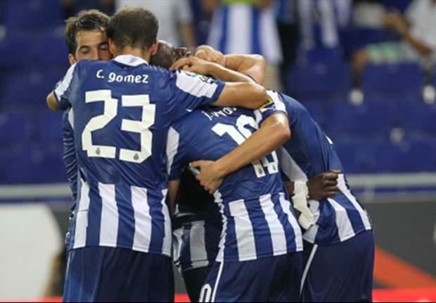 Espanyol remonta y le gana al Mallorca 3-2