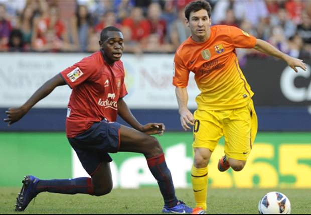 Messi: Barcelona never panicked versus Osasuna